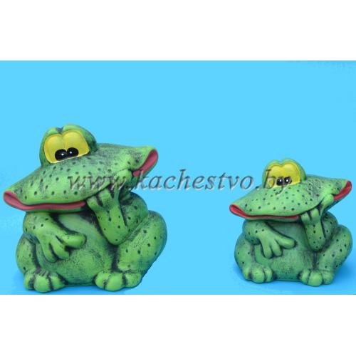 Дек. лягушки в ассортименте002
