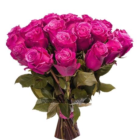 Букет розовых роз Topaz