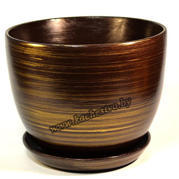 Керамические горшки для цветов (34)