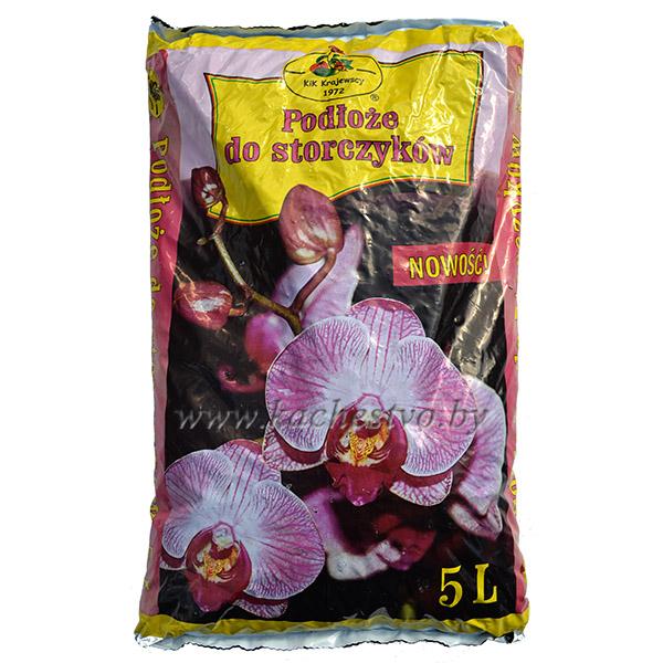 Кора для орхидей